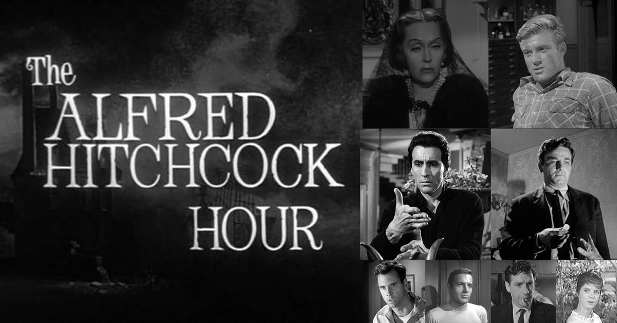 Everything That You Need To Know About The Alfred Hitchcock Hour